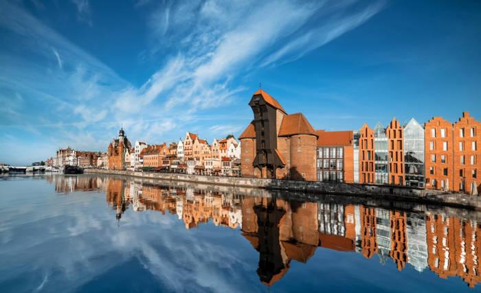Gdzie powinien być zlokalizowany hotel w Gdańsku?